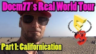 E3 2014 w/ Docm77 - Meeting Monkeyfarm, Venice Beach and Santa Monica