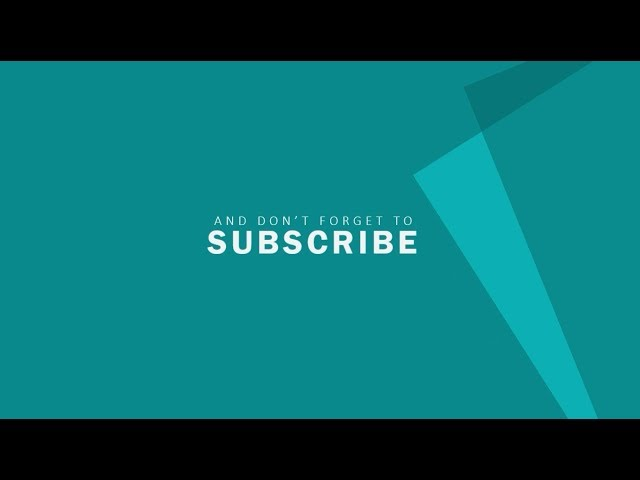 Youtube Subscribe Video Templates 10