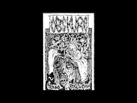 Obskure - Sound Pollution (Full Demo 1990)