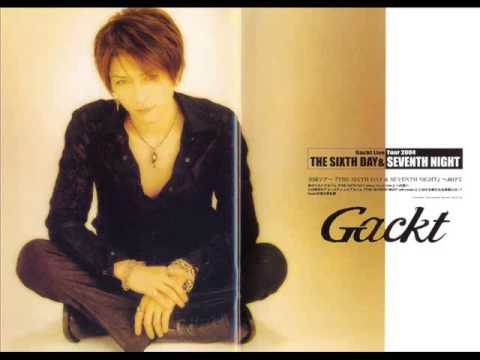 the seventh night unplugged gackt