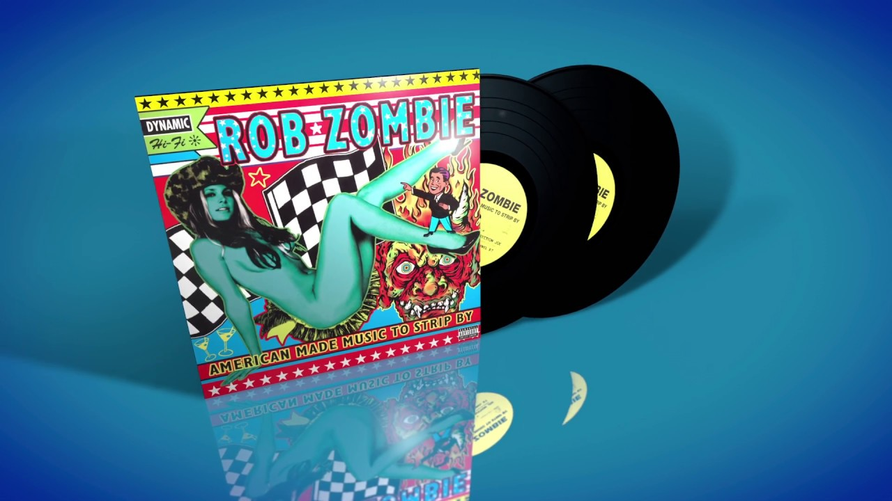 Rob Zombie Career Vinyl Box - OUT NOW!