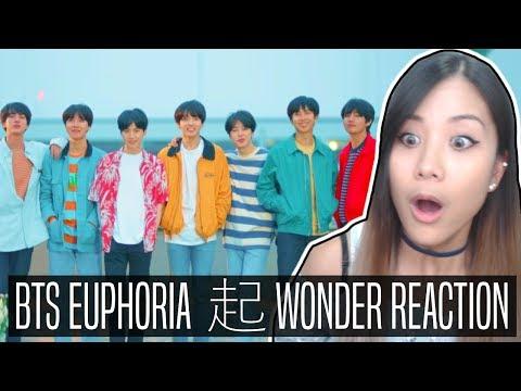 BTS (방탄소년단) EUPHORIA  起 Wonder REACTION | Was my theory right?!