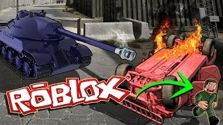 Roblox | RED VS BLUE MILITARY ASSAULT - Armored Patrol Roblox! (Roblox Army Game)