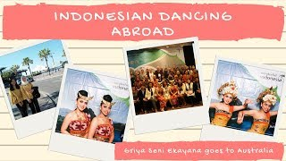 Bring Indonesian Beauty to The World : Australia Mp3