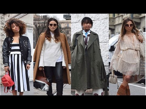 Milan Fashion Week Had Some Of The Coolest Street Style Looks!