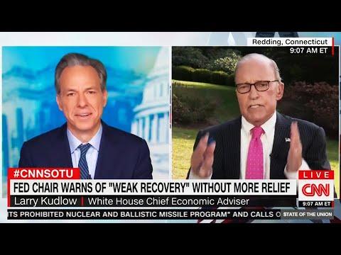 Jake Tapper LAUGHS in Trump Adviser's Face