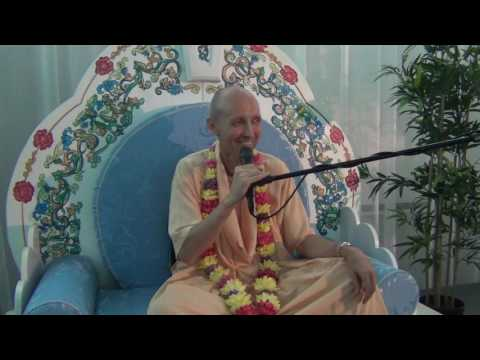 Шримад Бхагаватам 11.5.36 - Бхакти Ананта Кришна Госвами