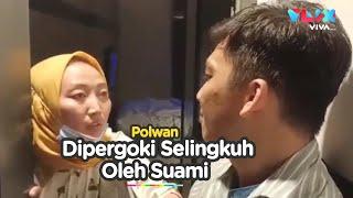 Polwan Selingkuh di Kamar Hotel, Dipergoki Suami Sendiri