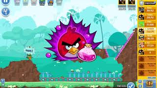 Angry Birds Friends tournament, week 318/B, level 2