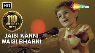 Jaisi Karni Waisi Bharni Title Song - Neil Nitin Mukesh - Nitin Mukesh - Rajesh Roshan - Hindi Song