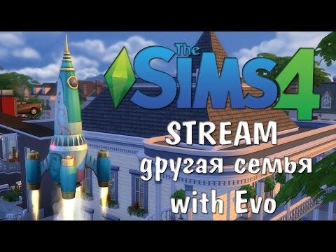 The Sims 4 (все дополнения) - КАЧАЙ МЕХАНИКУ ВЕСЬ STREAM!