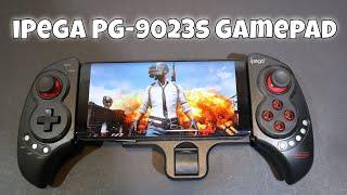 iPega PG-9023s Геймпад для iOS roid Как подключить телефон и настроить игровой контроллер для PUBG