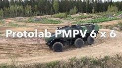 Protolab's PMPV 6x6 capabilities