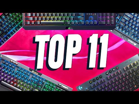 TOP 11: Best Mechanical Keyboard for Gaming in 2020!