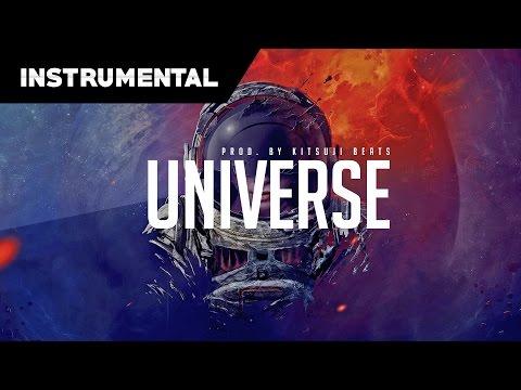RAP Instrumental   Futuristic Rap Beat - UNIVERSE (Prod. By Kitsuji Beats)