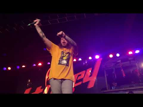 No Option - Post Malone Live Concert