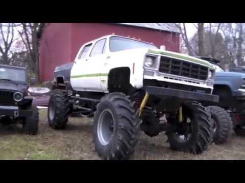 LSX Turbocharged Chevy Mud Truck