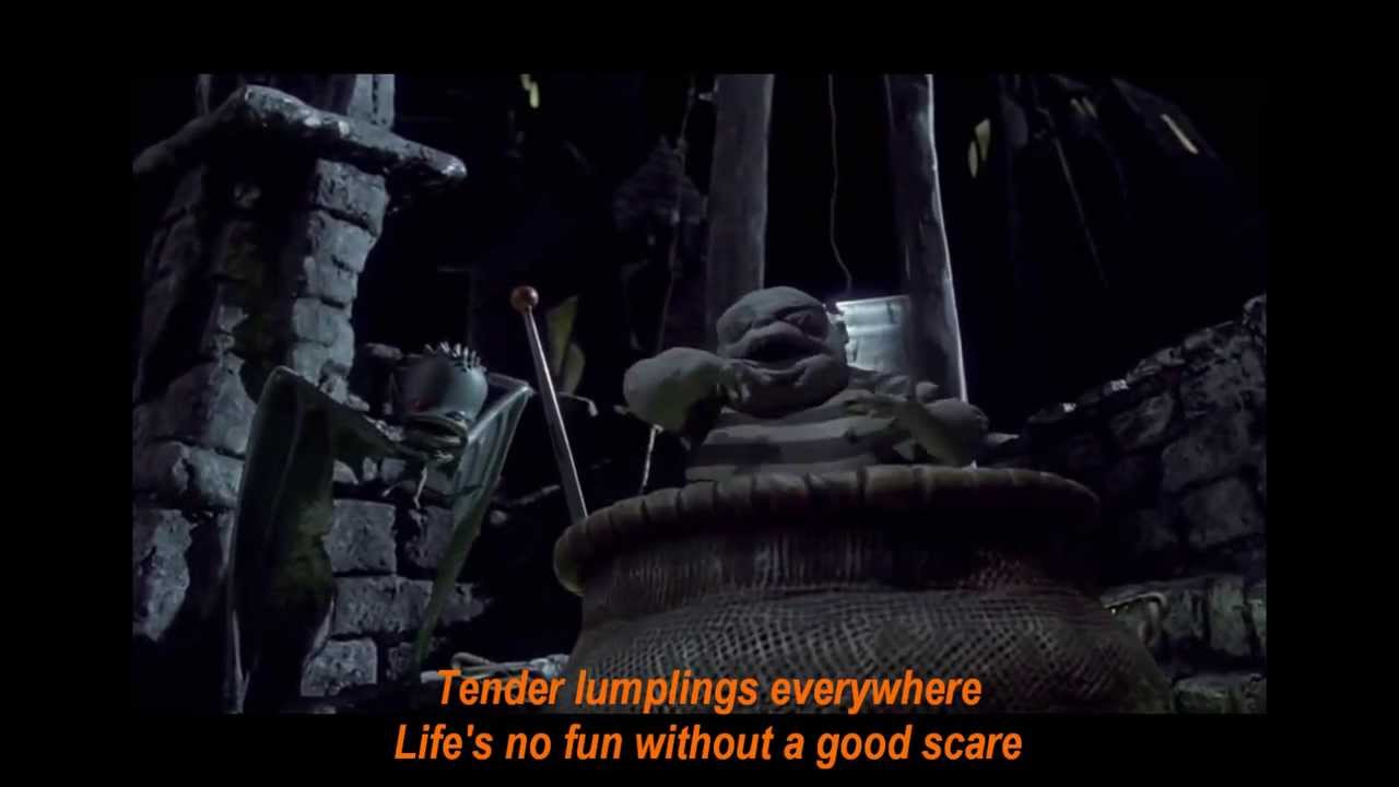 This is Halloween - The Nightmare Before Christmas (English Sub ...