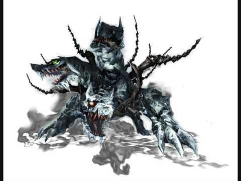Devil may cry 3 - Cerberus battle theme.