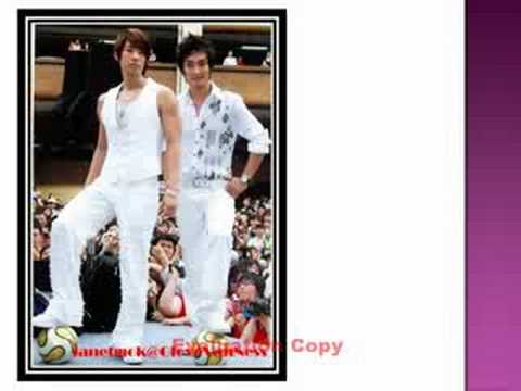 Scandal (Chinese version)  - Kangta and Vanness