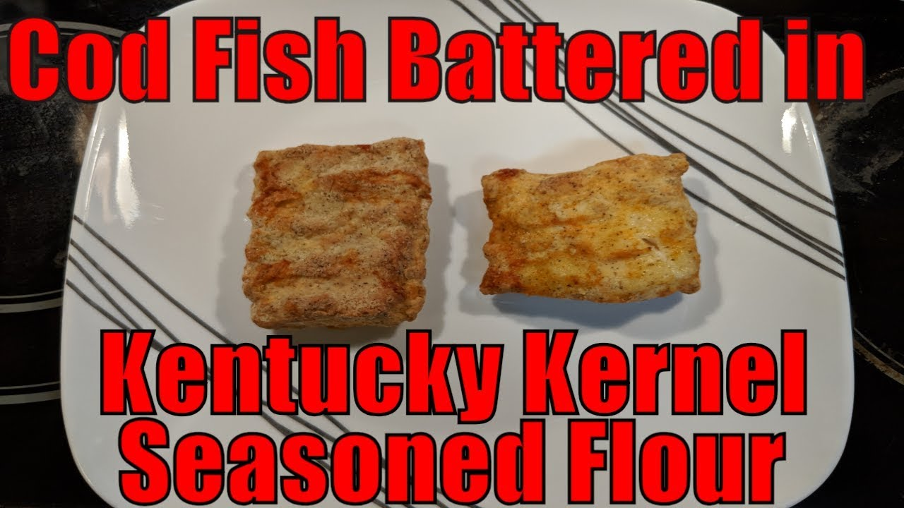 How to make kentucky kernel seasoned flour