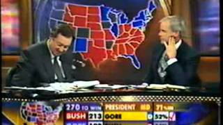 2000 Election Night Coverage (Part 10 of 38)
