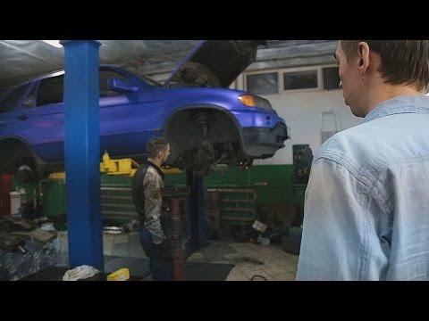 BMW X5 - WASTED CAR / БМВ Х5 - Деньги на ветер..