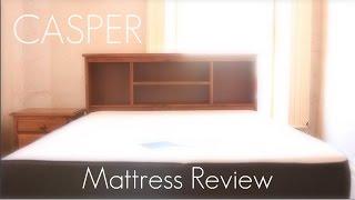 the best mattress in the world casper mattress review