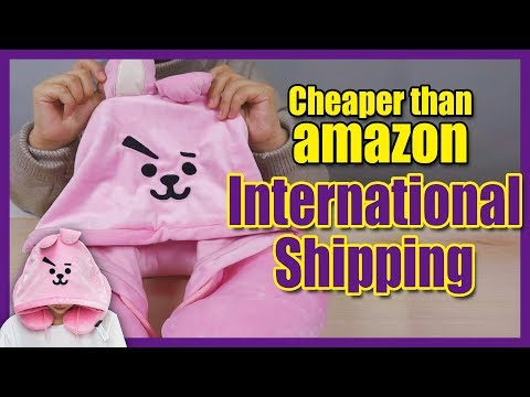[BT21] COOKY Hooded Travel Neck Pillow Review