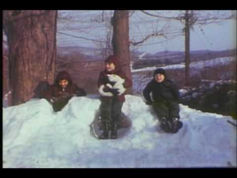 1966 - The Martens Kids Enjoy Winter