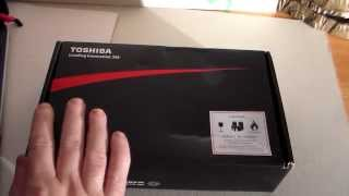 """Arcmatter Toshiba Excite Go 7"""" Android Tablet AT7-C8 Unboxing"""