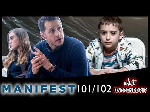 MANIFEST 1x01 & 1x02 Recap: Shadow Killer & Theories? - 1x03 Promo