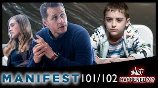 MANIFEST 1x01 & 1x02 Recap: Shadow Killer & Theories? - 1x03 Promo