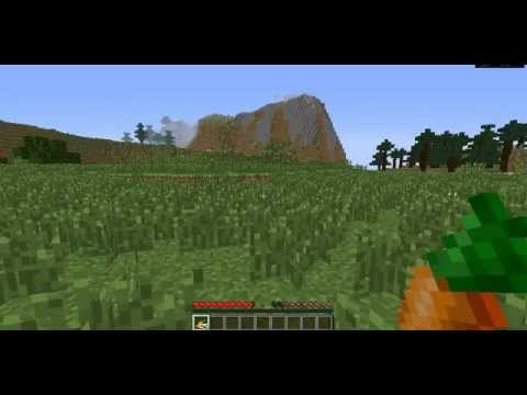 HowToMinecraft - How to eat a carrot in Minecraft