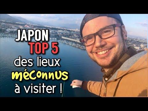 JAPON - Mon TOP 5 des lieux méconnus à visiter !