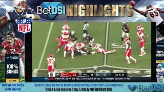 Kansas City Chiefs vs Oakland Raiders FULL HD GAME Highlights Week 13