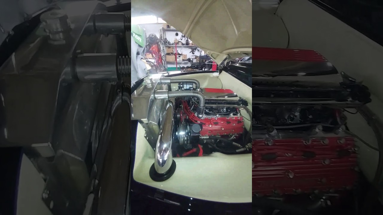 Flat head ford v8 multiport fuel injection (flatattack ...
