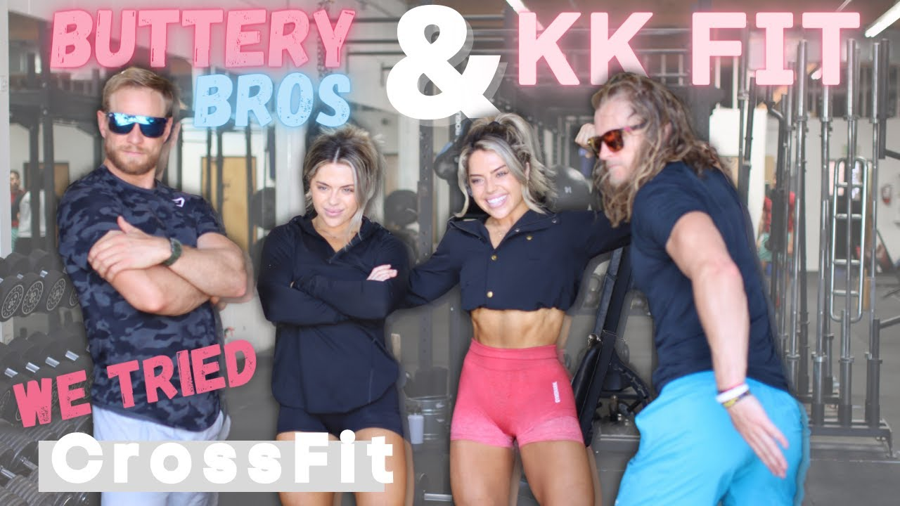 We Tried Crossfit for THE FIRST TIME!!