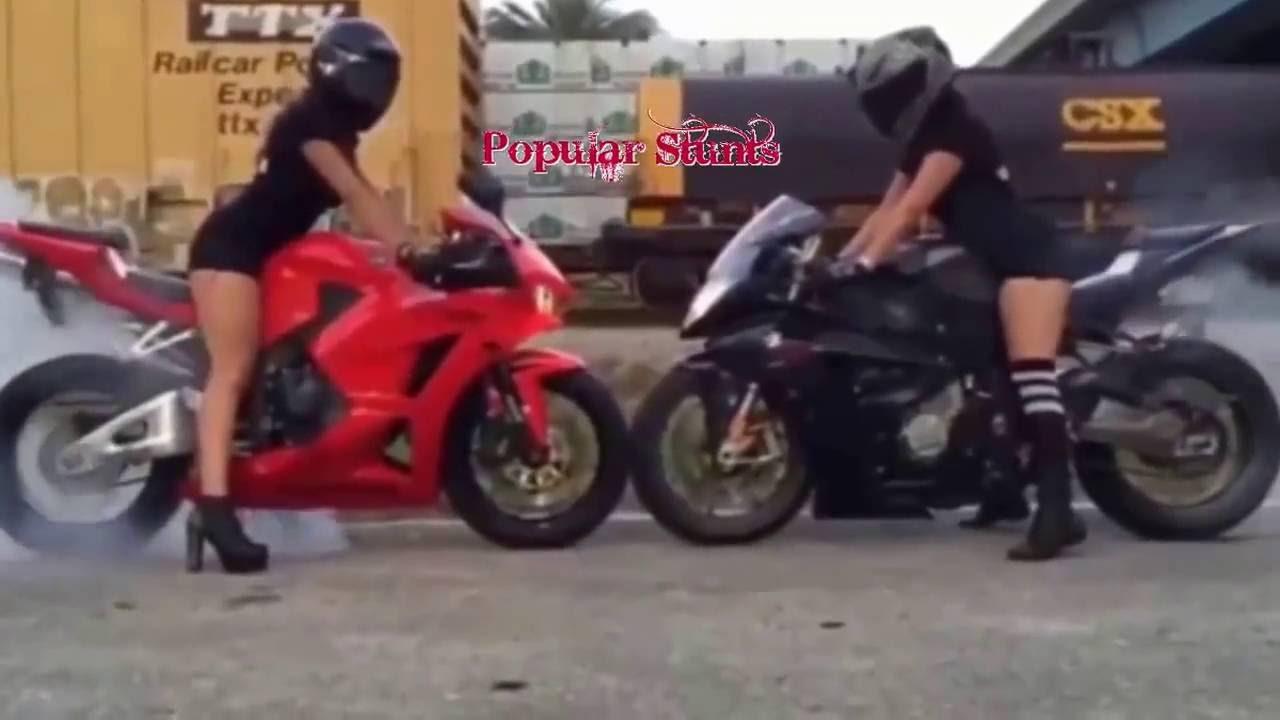 Сумасшедшие Трюки на Мотоциклах FAIL и WIN 2019 | АвтоМото Канал | Заработок на Автомате Программа