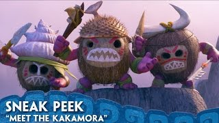 """Meet The Kakamora"" Clip - Disney"