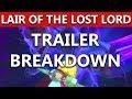 Lair Of The Lost Lord Trailer & Breakdown | Ni No Kuni 2 DLC December Release!