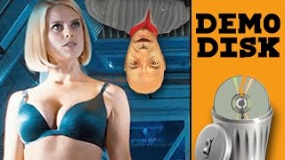 STAR TREK IS HOT - Demo Disk Gameplay