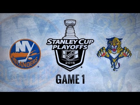 Tavares, Isles top Panthers, 5-4, in Game 1