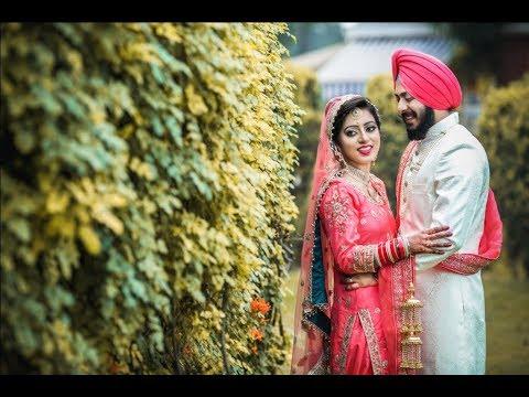 Gurpunit & Navneet   Wedding Highlights   NINDI
