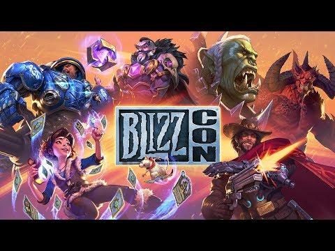 BlizzCon 2018 Opening Ceremony