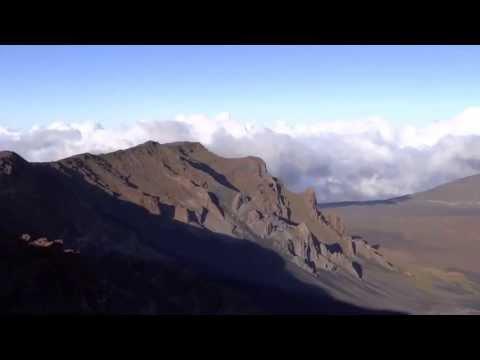 Haleakela Crater on Maui