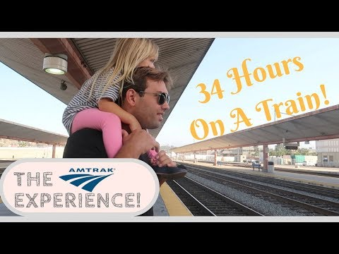 Let's Talk About Amtrak - Coast Starlight LA to Seattle -  34 Hours On A Train - REVIEW & VLOG