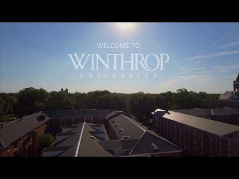 An Eagle's Eye View of Winthrop University