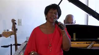 Sherry Roberson LIVE jazz at Juneteenth Fest 2017