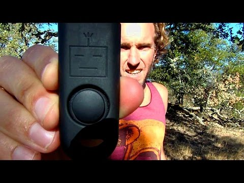 The Sound Grenade Device for Scaring Bears & Robbers, Etc.